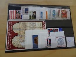 Vatikan Jahrgang 2001 Postfrisch Komplett (13990) - Années Complètes