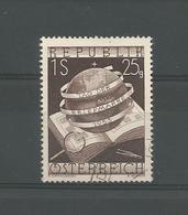 Austria - Oostenrijk 1953 Stamp Day Y.T. 828 (0) - 1945-.... 2nd Republic