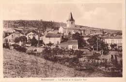 12 . REBOURGUIL . 2 CPA . Village . - France