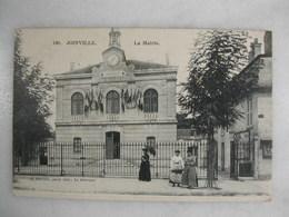 JOINVILLE LE PONT - La Mairie (animée) - Joinville Le Pont
