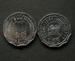 Sri Lanka 10 Rupees 2017 (150th Anniversary Of The Sri Lanka's Tea) Asia Coin - Sri Lanka