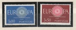 Portugal 1960 Michel Nr. 898 899 **, Postfrisch, MNH, CEPT EUROPA, Yvert 879 / 880 - 1910-... Republik