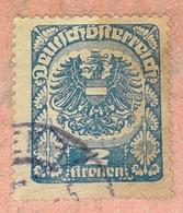 DEUTSCHE REICH ,2 KRONEN - Allemagne