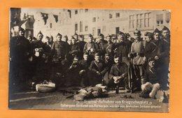 Antwerpen Belgium WW1 Real Photo Postcard - Antwerpen