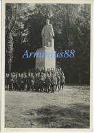 Campagne De France 1940 - Forêt De Compiègne (Oise) - Statue Du Maréchal Foch, Clairière De L'armistice De Rethondes - Guerre, Militaire
