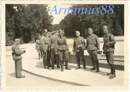 Campagne De France 1940 - Forêt De Compiègne (Oise) - Dalle Sacrée Au Carrefour De L'Armistice (près Rethondes) - Guerre, Militaire