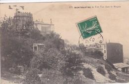 75 PARIS MONTMARTRE Une Vue Sur Le Maquis - District 19