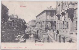 MILANO - Via Senato - Milano (Milan)