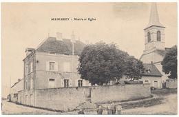 MEMBREY - Mairie Et Eglise - Francia