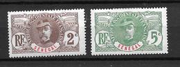 1906 -  France Sénégal / Général Faidherbe / YT 31 YT  33 /  MNH* - Neufs