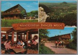 Eningen Unter Achalm -Wanderheim Eninger Weide - Otros