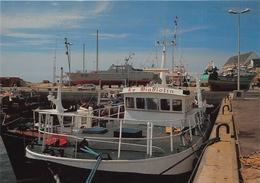 """¤¤  -  LA TURBALLE   -   Le Port De Pêche  -  Bateau """" LE DIABLOTIN """"      -  ¤¤ - La Turballe"""