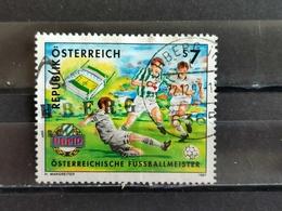 1997, AUSTRIA, Rapid Vienna Campione Austriaco - 1991-00 Gebraucht