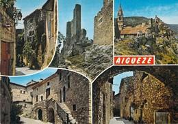 30 - Aiguèze - Multivues - France