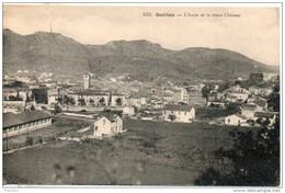 11. Quillan. L'aude Et Le Vieux Chateau - France