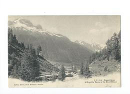 Argentières L'Aiguille Verte Et Le Mont-Blanc 1910 - France