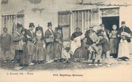 J84 - 01 - BAPTÊME BRESSAN - Ain - France