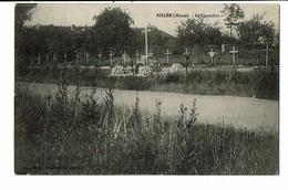 CPA-Carte Postale-FRANCE- Bislée- Le Cimetière-VMO15194 - Commercy