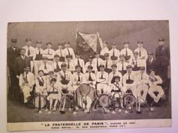 """2020 - 4937  """"LA FRATERNELLE De PARIS""""  Fondée En 1927   XXX - France"""