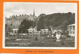 LAPALISSE - Jardin Public Et Château(12503) - Lapalisse