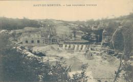 J84 - 01 - SAUT-DU-MORTIER - Ain - Les Nouveaux Travaux - France