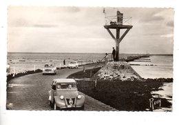 85 - ÎLE DE NOIRMOUTIER . PASSAGE DU GOIS . - Ref. N°25355 - 2 CV CITROËN - Ile De Noirmoutier