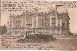 Italy & Circulated, Rimini, Grand Hotel ,Torino, Porto Portugal 1922 (716) - Bars, Hotels & Restaurants