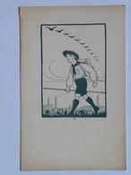 Ljubljana 1195 Skavti Kundschafter Taborniki Scouts 1924 Sign EP - Slovénie