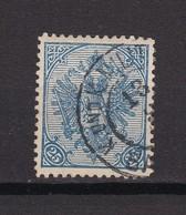 Bosnien Und Herzegowina - 1900 - Michel Nr. 17 Y - Gest. - 180 Euro - Bosnie-Herzegovine