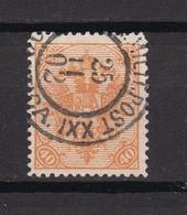 Bosnien Und Herzegowina - 1900 - Michel Nr. 19 Y - Gest. - 100 Euro - Bosnie-Herzegovine