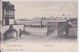RHEINFELDEN - Electricitätswerk - AG Argovia