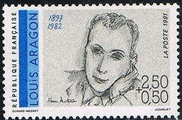 FRANCE : N° 2683 ** (Louis Aragon) - PRIX FIXE : 1/3 De La Cote - - France