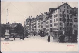 ST. GALLEN SAINT-GALL - Marktplatz - SG St. Gall