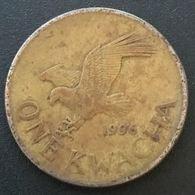 MALAWI - 1 KWACHA 1996 - KM 28 - Malawi