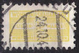 GERMANY Alliiert Franz. Zone [Württemberg] W 0003 A ( O/used ) Wohnungsbau - Zone Française