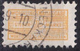 GERMANY Alliiert Franz. Zone [Württemberg] W 0003 B ( O/used ) Wohnungsbau - Zone Française