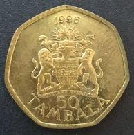 MALAWI - 50 TAMBALA 1996 - KM 30 - Malawi