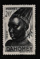 DAHOMEY YT 141 Oblitéré - Oblitérés