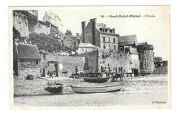 (26513-50) Mont Saint Michel - L'Entrée - Le Mont Saint Michel