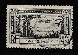 DAHOMEY YT PA 3 Oblitéré - Oblitérés