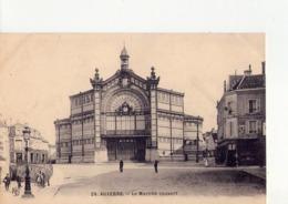 CPA - 89 - 18 -  AUXERRE - LE MARCHE COUVERT - N° 24 - - Auxerre