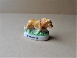 Fève Atlas Les Animaux Sauvages * Le Lion (T 1182) - Animaux