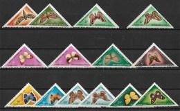 MALI 1964  BUTTERFLIES  MNH - Butterflies