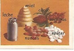 CROMO NESTLE - Album Concurso Chocolates Nestle No LI-16 - Autres Collections