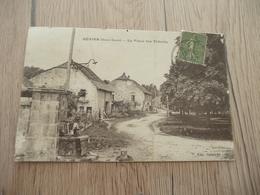 CPA 70 Haute Saône La Place Des Tilleuls - Other Municipalities