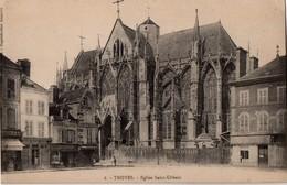 CP 10 Aube Troyes Eglise Saint Urbain - Troyes