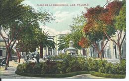 Plaza De Canalejas (Hoy Plaza De Hurtado De Mendoza), Las Palmas De Gran Canaria - Gran Canaria