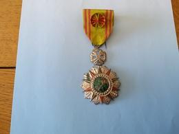 Médaille Tunisienne Nichan Iftikhar - Médailles & Décorations