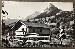 Kiental Ski-und Ferienhaus SC Kiental/ Photo Gyger Adelboden - BE Berne