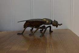 Bronzen Asbak Vlieg - Bronzes